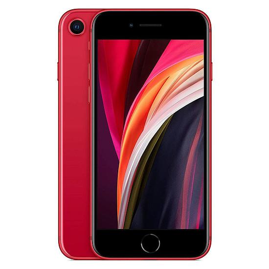 Smartphone et téléphone mobile Apple iPhone SE (rouge) - 256 Go