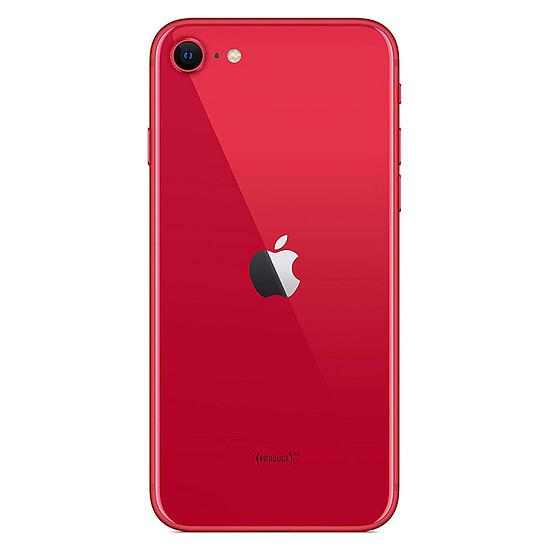 Smartphone et téléphone mobile Apple iPhone SE (rouge) - 256 Go - Autre vue