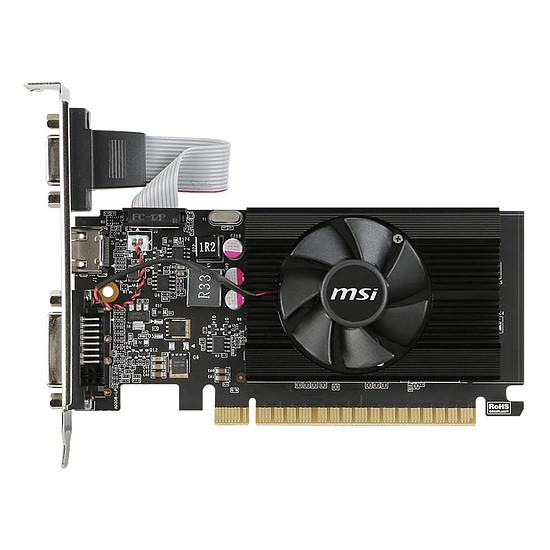 Carte graphique MSI GeForce GT 710 - 2 Go - Autre vue