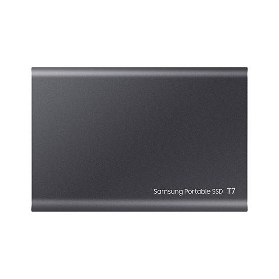Disque dur externe Samsung T7 Titane - 2 To - Autre vue
