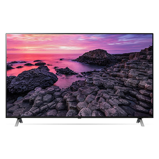 TV LG 75NANO90 - TV 4K UHD HDR - 189 cm - Autre vue