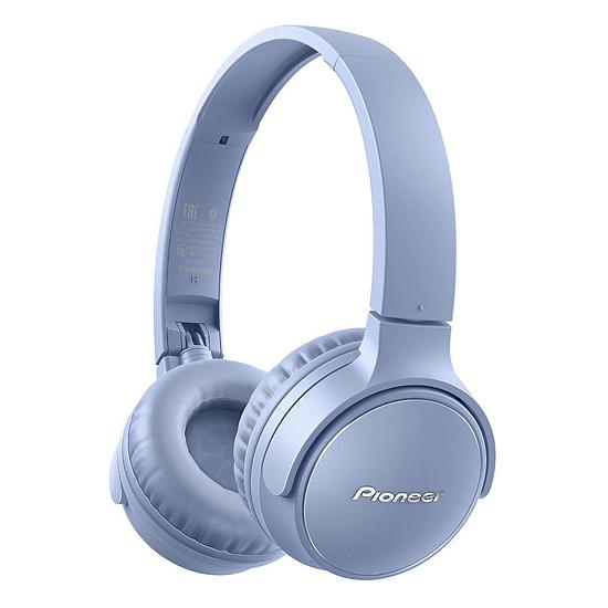Casque Audio Pioneer SE-S3BT Bleu - Casque sans-fil
