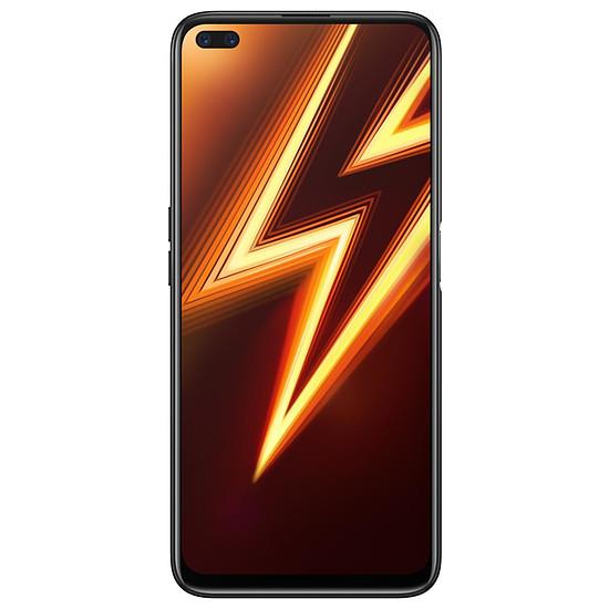 Smartphone et téléphone mobile Realme 6 Pro Rouge foudroyant - 128 Go - 8 Go