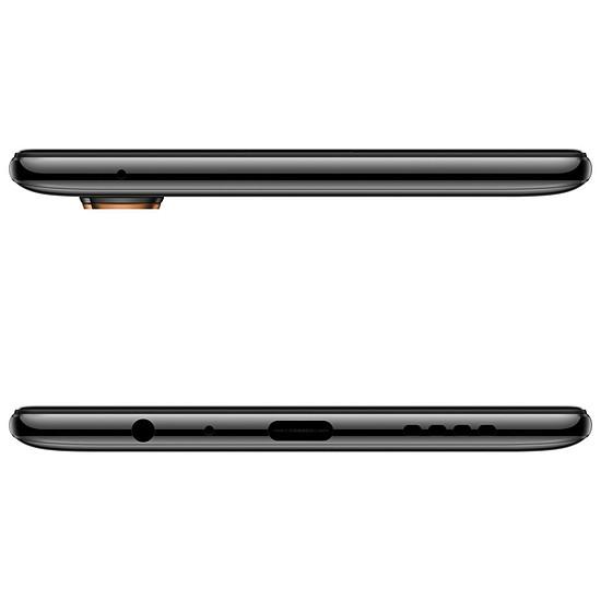 Smartphone et téléphone mobile Realme 6 Pro Rouge foudroyant - 128 Go - 8 Go - Autre vue