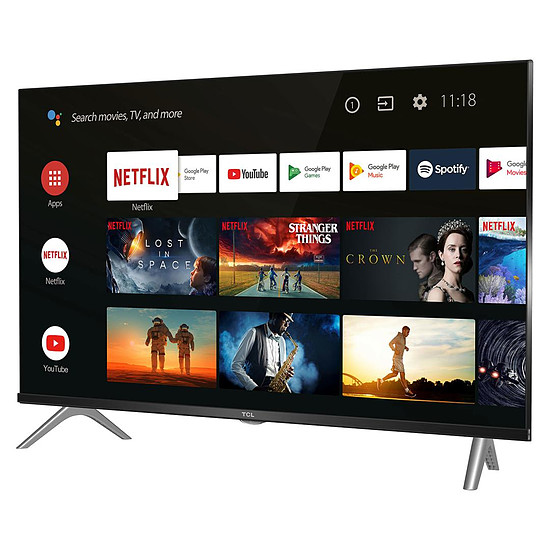 TV TCL 32ES615 - TV LED HD - 80 cm