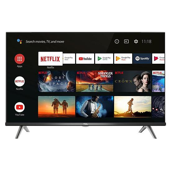 TV TCL 32ES615 - TV LED HD - 80 cm - Autre vue