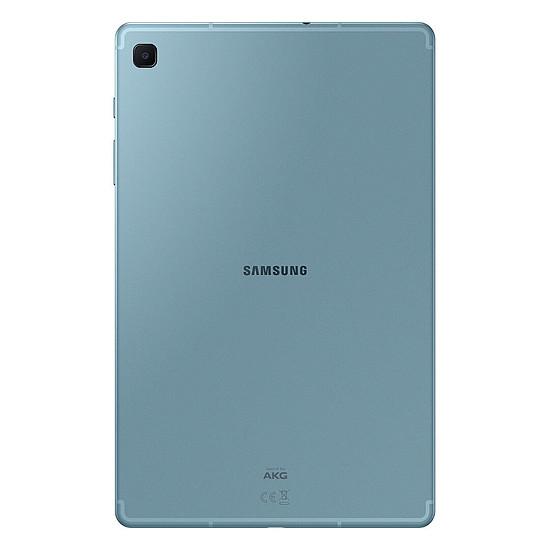 """Tablette Samsung Galaxy Tab S6 Lite 10.4"""" SM-P610 (Bleu) - 64 Go - Autre vue"""