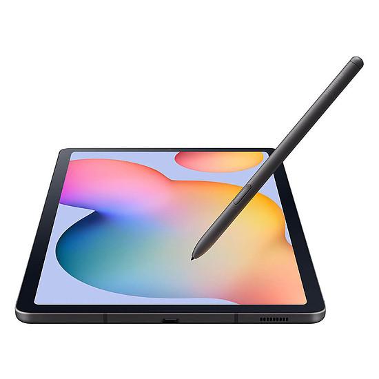 """Tablette Samsung Galaxy Tab S6 Lite 10.4"""" SM-P610 (Gris) - 64 Go - Autre vue"""