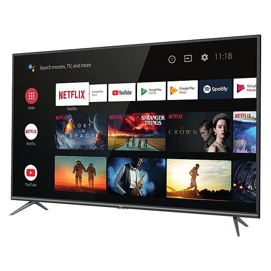 TV TCL 50EP640 - TV 4K UHD HDR - 126 cm