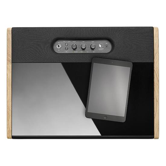 Enceinte sans fil La Boîte Concept CUBE - Chêne - Autre vue
