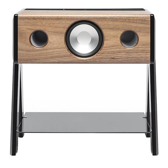Enceinte sans fil La Boîte Concept CUBE - Woody - Autre vue
