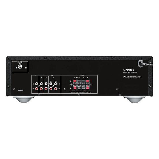 Ampli HiFi Stéréo Yamaha R-S202D - Noir - Autre vue