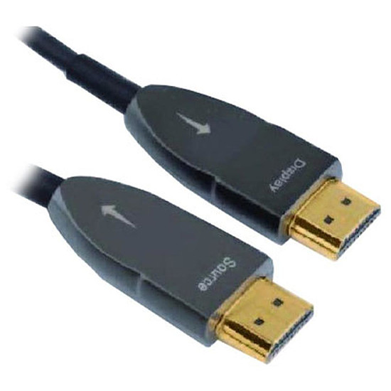 HDMI Câble optique HDMI 2.0 - 20 m