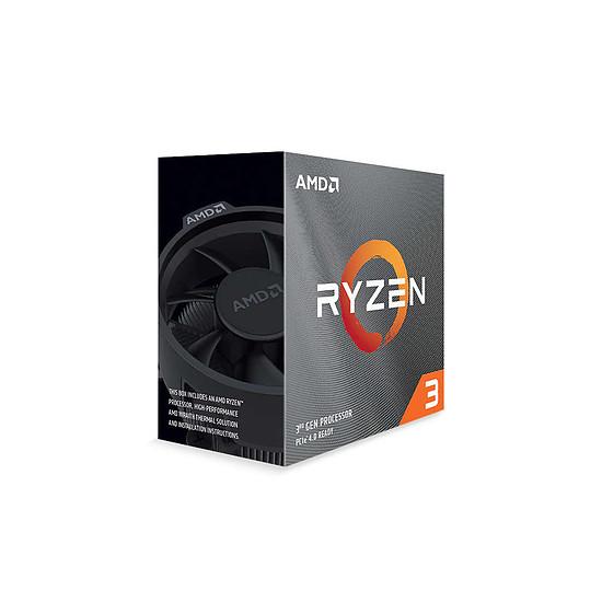 Processeur AMD Ryzen 3 3300X