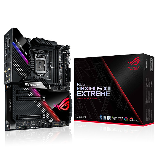 Carte mère ASUS Z490 ROG MAXIMUS XII EXTREME