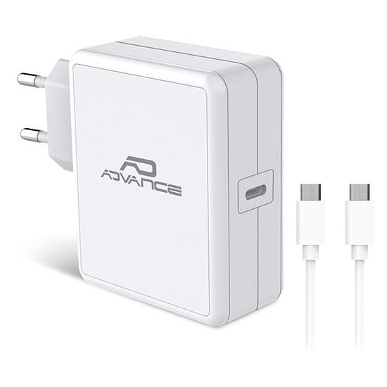 USB Chargeur secteur universel avec une sortie USB-C - 65 W