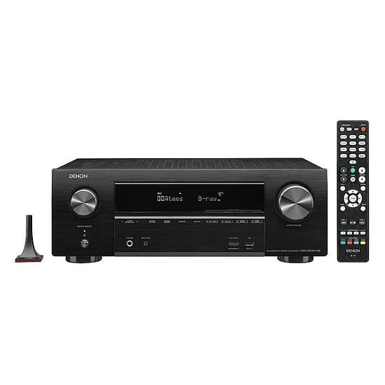 Ampli Home-Cinéma Denon AVR-X1600H DAB