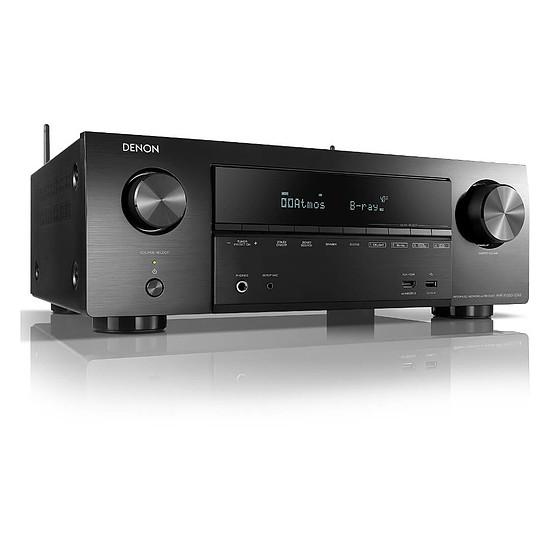 Ampli Home-Cinéma Denon AVR-X1600H DAB - Autre vue