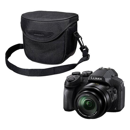 Appareil photo compact ou bridge Panasonic DMC-FZ300 Noir + DMW-PZS 67 K
