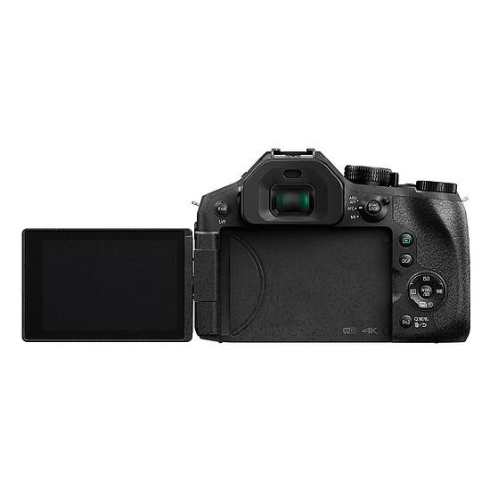 Appareil photo compact ou bridge Panasonic DMC-FZ300 Noir + DMW-PZS 67 K - Autre vue