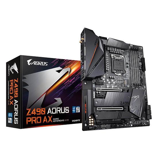Carte mère Gigabyte Z490 Aorus Pro AX