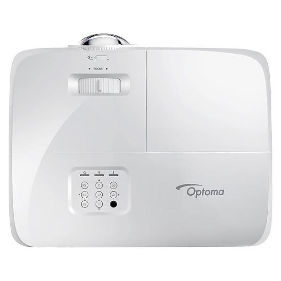 Vidéoprojecteur Optoma HD29HST - DLP Full HD - 4000 Lumens - Autre vue