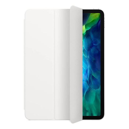 """Accessoires tablette tactile Apple Smart Folio (Blanc) - iPad Pro 11"""" (2020)"""