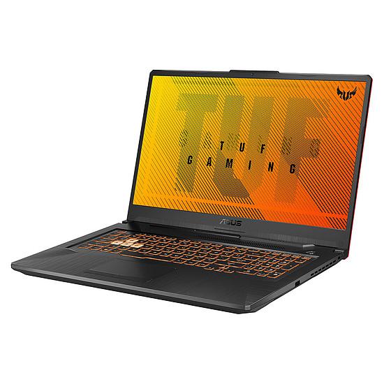 PC portable ASUS A17 TUF 706IU-H7154T - Autre vue