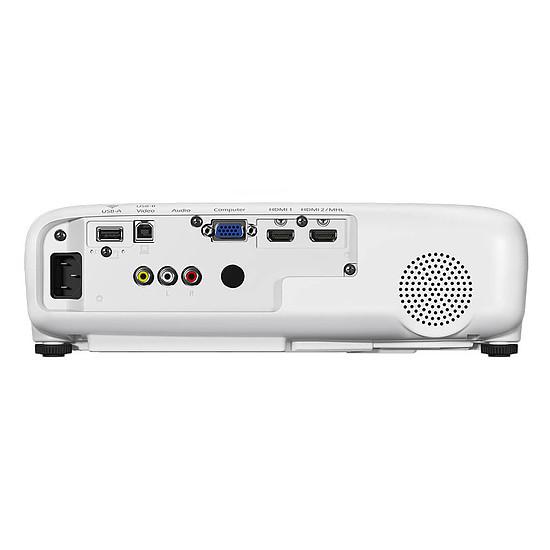 Vidéoprojecteur Epson EB-U05 - 3LCD WUXGA - 3400 Lumens - Autre vue
