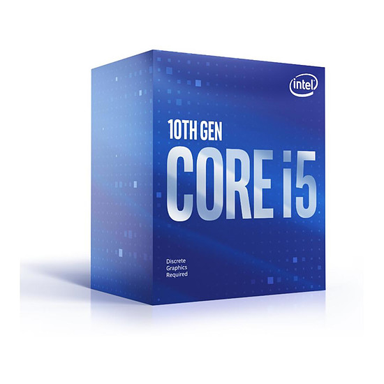 Processeur Intel Core i5 10400F