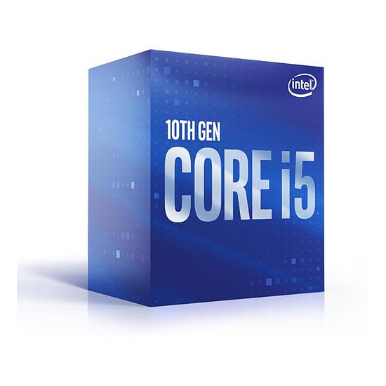 Processeur Intel Core i5 10400