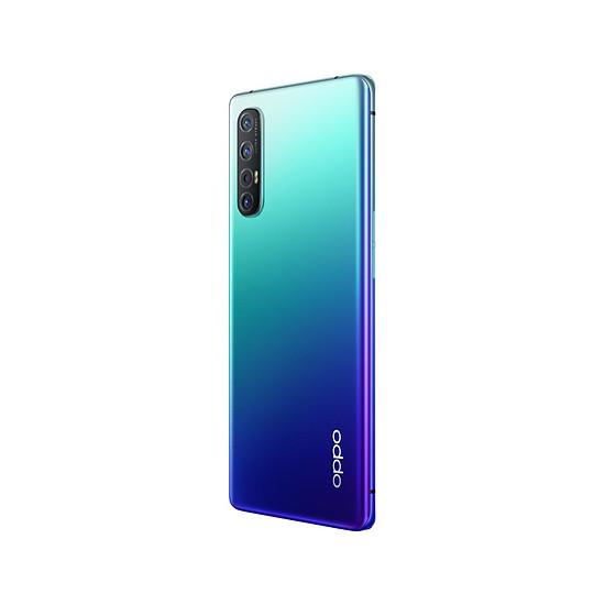 Smartphone et téléphone mobile Oppo Find X2 Neo 5G Bleu - 256 Go - 12 Go - Autre vue