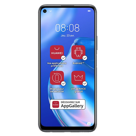 Smartphone et téléphone mobile Huawei P40 Lite 5G Midnight Black