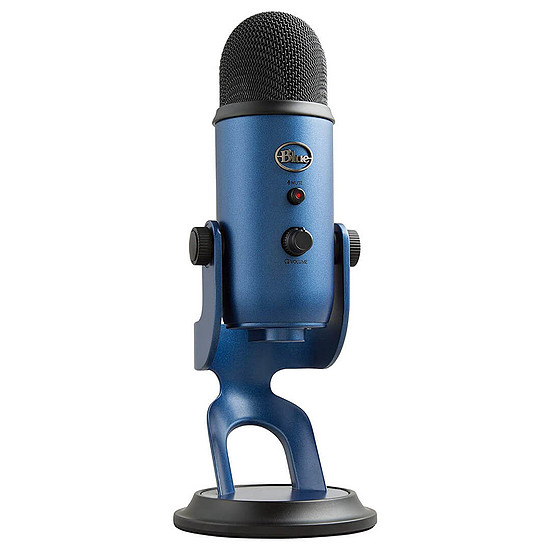 Microphone Blue Microphones Yeti - Bleu Nuit
