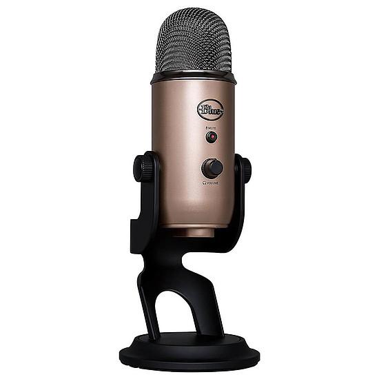 Microphone Blue Microphones Yeti - Cuivre