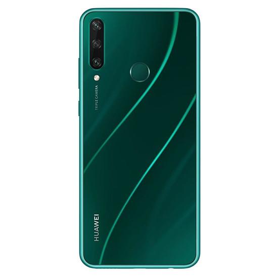 Smartphone et téléphone mobile Huawei Y6p (vert) - 64 Go - 3 Go - Autre vue