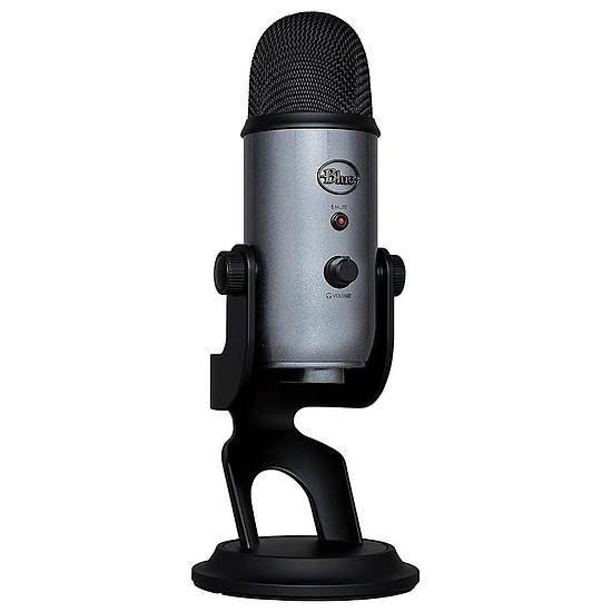 Microphone Blue Microphones Yeti - Gris Lunaire