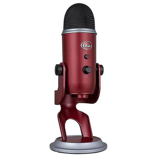 Microphone Blue Microphones Yeti - Rouge Satin