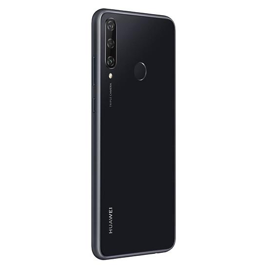 Smartphone et téléphone mobile Huawei Y6p (noir) - 64 Go - 3 Go - Autre vue