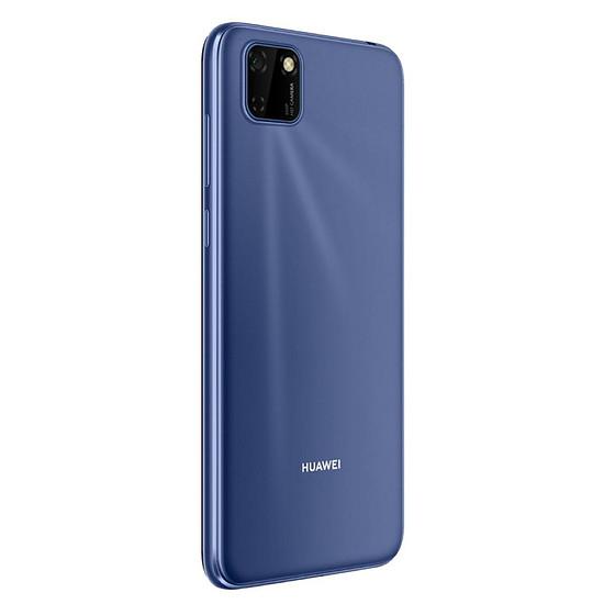 Smartphone et téléphone mobile Huawei Y5p (bleu) - 32 Go - 2 Go - Autre vue
