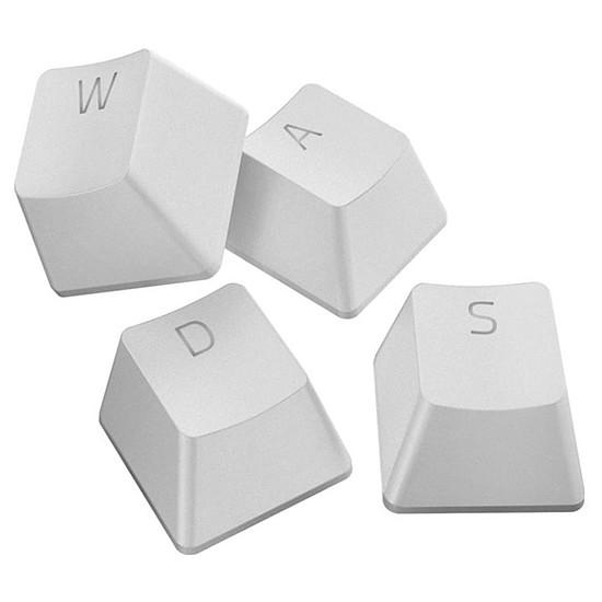 Accessoires casques et claviers Razer PBT Keycap Upgrade Set - Blanc