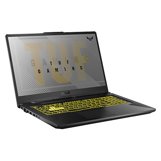 PC portable ASUS A17 TUF766II-H7246