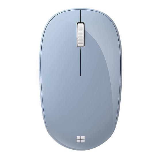 Souris PC Microsoft Bluetooth Mouse - Bleu