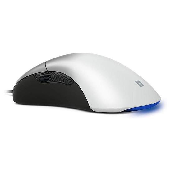 Souris PC Microsoft Pro IntelliMouse - Blanc - Autre vue
