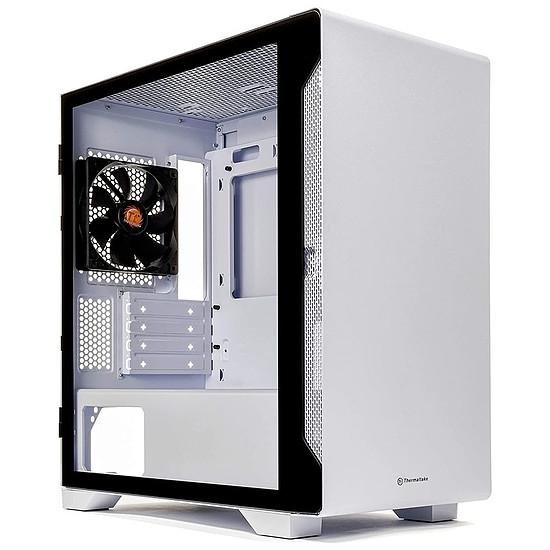Boîtier PC Thermaltake S100 TG - Blanc