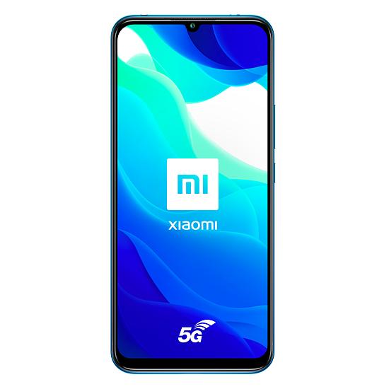 Smartphone et téléphone mobile Xiaomi Mi 10 lite 5G (Bleu boreal) - 128 Go