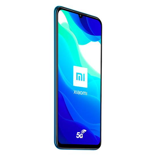 Smartphone et téléphone mobile Xiaomi Mi 10 lite 5G (Bleu boreal) - 128 Go - Autre vue