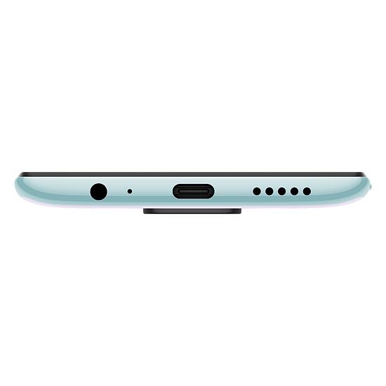 Smartphone et téléphone mobile Xiaomi Redmi Note 9 (blanc) - 64 Go - Autre vue
