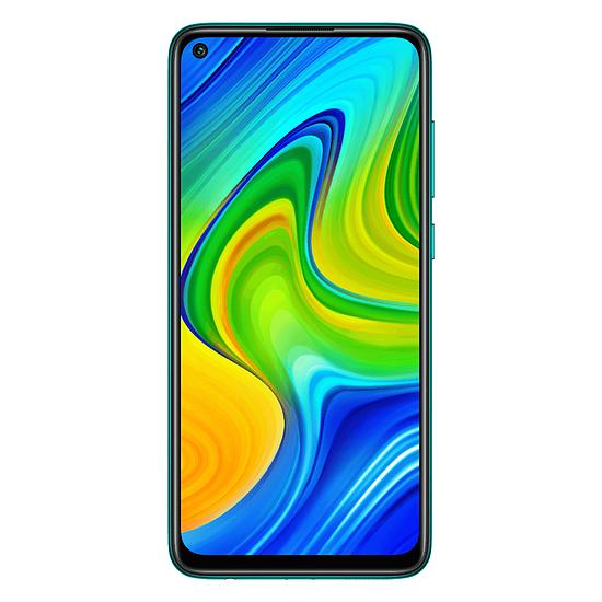 Smartphone et téléphone mobile Xiaomi Redmi Note 9 (vert) - 64 Go