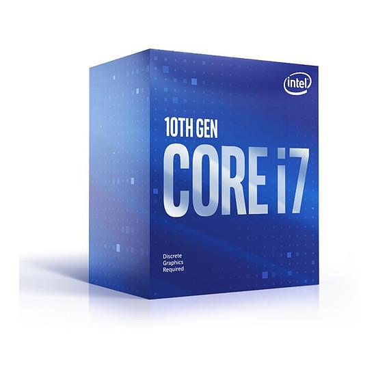 Processeur Intel Core i7 10700F